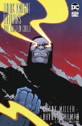 Dark Knight Returns The Golden Child #1 Cover C 1:10 Incentive Paul Pope Variant Cover