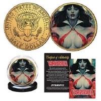 Vampirella Collectible Coin - Stanley Artgerm Lau Vampirella #2
