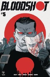 Bloodshot Vol 4 #5 Cover A Regular Declan Shalvey Cover