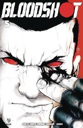 Bloodshot Vol 4 #5 Cover C Variant Leo Colapietro Cover