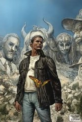 American Gods Moment Of The Storm #9 Cover A Regular Glenn Fabry Cover - Rated MR - Ages 17+