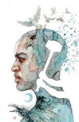 American Gods Moment Of The Storm #9 Cover B Variant David Mack Cover - Rated MR - Ages 17+