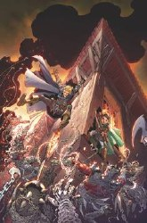 Dungeons & Dragons Infernal Tides #3 (of 5) Cover A Regular Max Dunbar Cover
