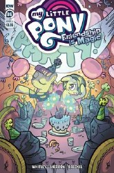 My Little Pony Friendship Is Magic #86 Cover A Regular Kate Sherron Cover