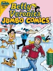 Betty & Veronica Jumbo Comics Digest #280