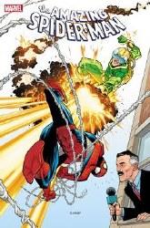 Amazing Spider-Man Vol 5 #38 Cover A Regular Patrick Gleason Cover