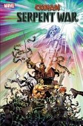 Conan Serpent War #4 Cover A Regular Carlos Pacheco Cover