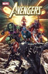 Avengers Vol 7 #30 Cover A Regular Mico Suayan Cover