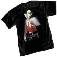 Golden Age Green Lantern by Alex Ross T-Shirt Size Medium