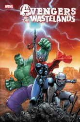 Avengers Of The Wastelands #1 (of 5) Cover A Regular Juan Jose Ryp Cover
