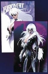 Black Cat #2 Aspen Comics Exclusive Michael Turner A & B Variant Cover Set