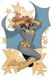 Batgirl Vol 5 #43 Cover B Variant Terry Dodson & Rachel Dodson Cover