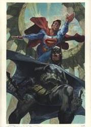 Batman Superman Vol 2 #6 Cover B Variant Simone Bianchi Card Stock Cover
