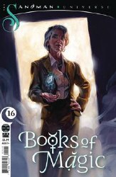 Books Of Magic Vol 3 #16 - Rated MR - Ages 17+
