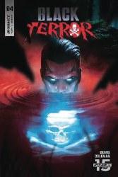 Black Terror Vol 4 #4 Cover A Regular Rahzzah Cover