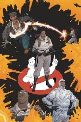Ghostbusters Year One #1 Cover A Regular Dan Schoening Cover