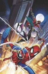 Marvel Action Spider-Man Vol 2 #1 Cover A Regular Fico Ossio Cover