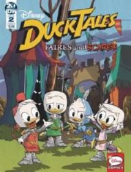 Ducktales Faires & Scares #2 (of 3)