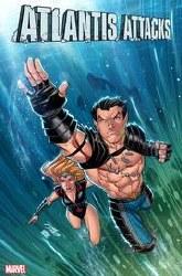 Atlantis Attacks #1 (of 5) Cover B Variant Ron Lim Cover
