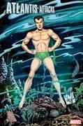 Atlantis Attacks #1 (of 5) Cover C 1:25 Incentive Bill Everett Hidden Gem Variant Cover