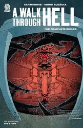 A Walk Through Hell Complete Collection Hardcover