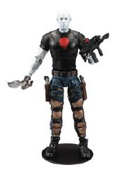Bloodshot Movie Bloodshot 7-Inch Scale Action Figure