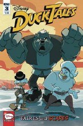 Ducktales Faires And Scares #3 (of 3) Cover A Regular Marco Ghiglione & Cristina Stella Cover
