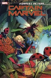 Marvel Action Captain Marvel #5 Cover A Sweeney Boo Main Cover