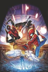Marvel Action Spider-Man Vol 2 #2 Cover A Regular Fico Ossio Cover