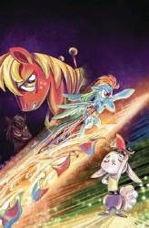My Little Pony Friendship Is Magic #87 Cover A Regular Tony Fleecs Cover