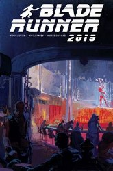 Blade Runner 2019 #7 Cover B Variant Syd Mead Cover - Rated MR - Ages 17+