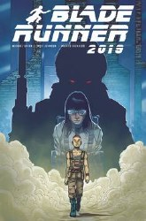 Blade Runner 2019 #7 Cover C Variant Andres Guinaldo Cover - Rated MR - Ages 17 +