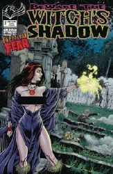 Beware The Witchs Shadow Happy New Fear #1 Cover D Variant Richard Bonk Graveside Racy Cover - Rated MR - AGES 18+ ONLY