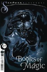 Books Of Magic #17 - Rated MR - Ages 17+