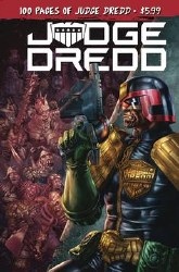 Judge Dredd 100 Page Giant