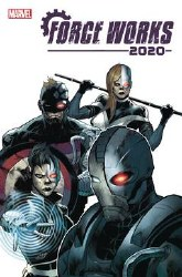 2020 Force Works #2 (of 3) Cover A Regular Juanan Ramirez Cover