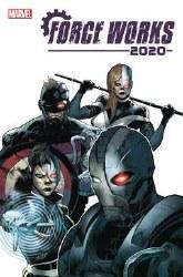 2020 Force Works #2 (of 3) Cover A Regular Juanan Ramirez Cover