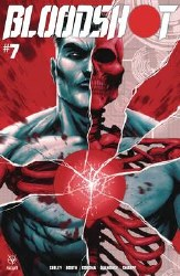 Bloodshot Vol 4 #7 Cover A Regular Tyler Kirkham Cover