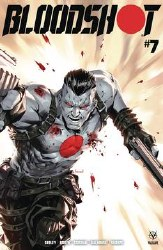 Bloodshot Vol 4 #7 Cover B Variant Kael Ngu Cover