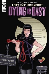 Dying Is Easy #4 (of 5) Cover B Variant Gabriel Rodriguez Cover