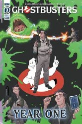 Ghostbusters Year One #3 (of 4) Cover A Regular Dan Schoening Cover
