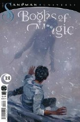 Books Of Magic #18 - Rated MR - Ages 17+