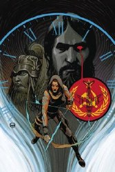 Artemis And The Assassin #1 Cover B 1:10 Incentive Dave Johnson Variant Cover