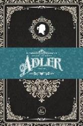 Adler #2 Cover C Variant Victorian Homage Cover