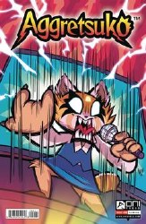 Aggretsuko #2 Cover B Variant Ian McGinty Cover