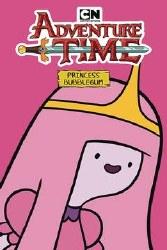 Adventure Time Princess Bubblegum Graphic Novel