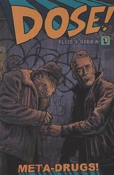 Dose #1 Cover A John Gebbia Main Cover