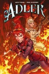 Adler #4 Cover A Regular John Royle Cover