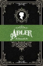 Adler #4 Cover C Variant Victorian Homage Cover