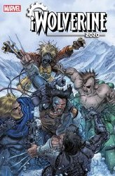 2020 iWolverine #1 (of 2) Cover A Juan Jose Ryp Main Cover
